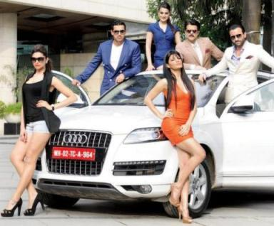 Race 2 Movie Latest Pictures images photos stills, Hot Deepika Padukone Stills in Race 2