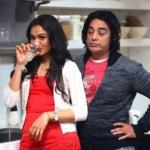 Andrea Jeremiah, Kamal in Viswaroopam Latest Stills