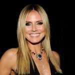Heidi Klum Shows Style in Backless Gown at amfAR Gala
