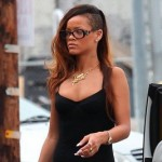 rihanna's black dress-showbizbites-featured