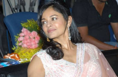 Actress Pooja Kumar at Vishwaroopam Audio Release Function