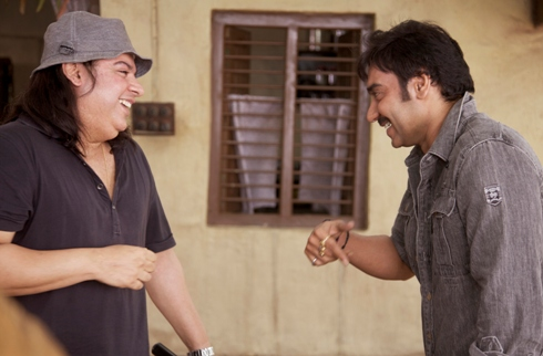 Ajay Devgn and Sajid Khan-Himmatwala-showbizbites