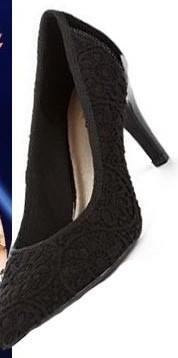 Lily Allen shoe fashion-showbizbites