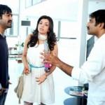 NTR Baadshah Movie Latest Working Stills, Kajal Agarwal in Baadshah Telugu Movie Working Stills Pics