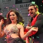 Sunny Leone and Sophie Choudry's perfoprmance-showbizbites