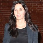 Courteney Cox's Latest Style – Make-Up Free