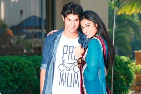 Tanuj Virwani & Neha Hinge  in LUV U Soniye-Showbizbites