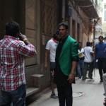 Akshay Kumar Shooting in Delhi-Showbizbites