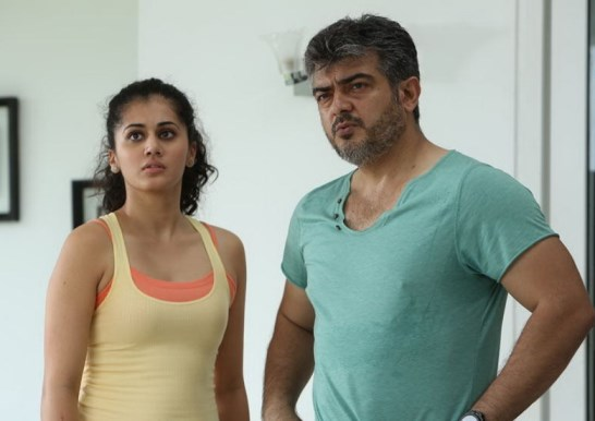 ajith-tapsee-arrambam-showbizbites