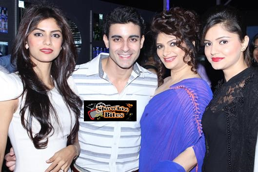 Nikhil and Suhana Sinha Bash-17