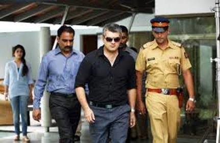 Ajith's Arrambam continues to run at B and C centres as well