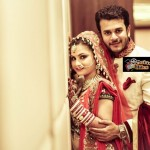 Jay Soni with wife Pooja Soni