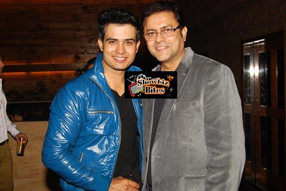 Yash Gera and Sanjeev Seth-showbizbites