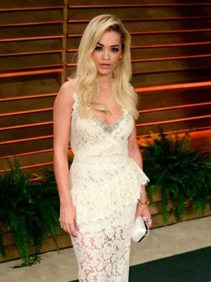 Rita Ora at Vanity Fair Post Oscar Party-showbizbites-01