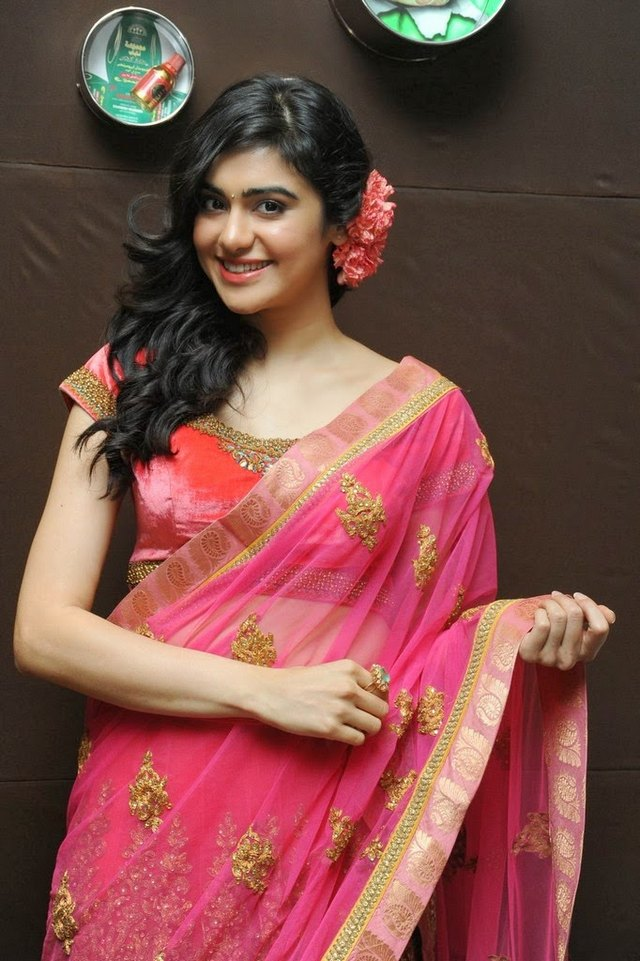 adah in saree-showbizbites-01