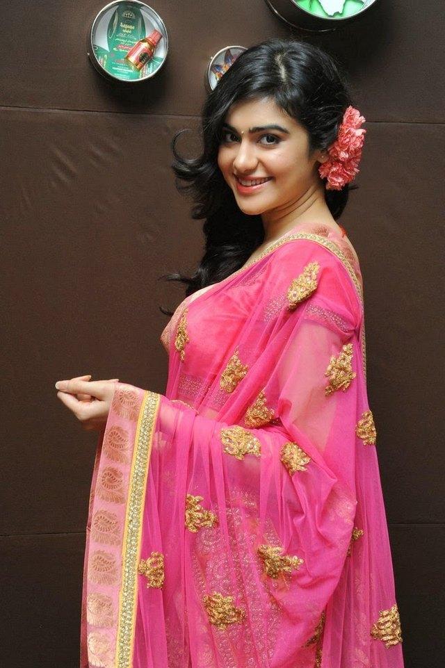 adah in saree-showbizbites-02