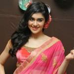 adah in saree-showbizbites-featured
