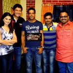 Simat Bansal, Anup Soni, Sachin Parikh, Sanjay Jha and Prasad Khandekar-showbizbites