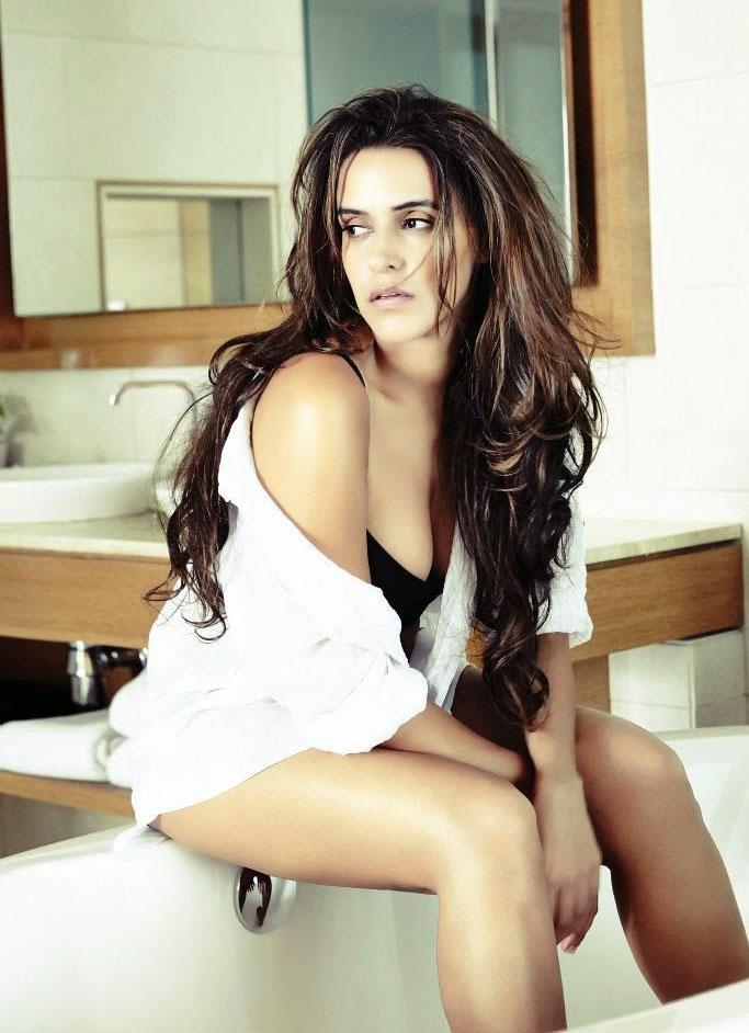 Neha Dhupia Sexy Nude