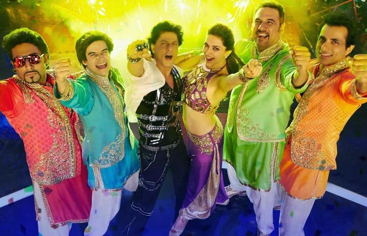 Happy new year 2nd monday box office collections business - Bollywood movies 2014 box office collection ...