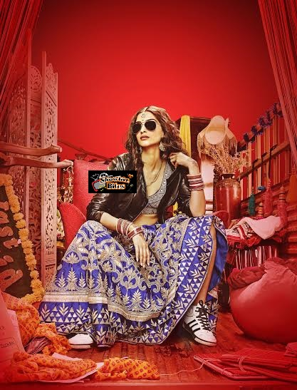 dolly ki doli-first look-showbizbites - 01