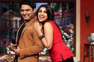 kapil with parineeti-showbizbites