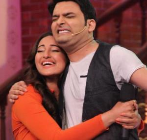 kapil with sonakshi-showbizbites