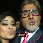 shweta and Big B-showbizbites