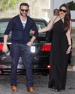 kareena with saif
