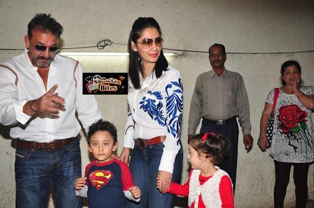 sanjay at pk screening