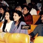 rajini's family watches Lingaa-showbizbites