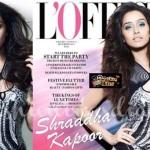 shraddha at loffeiel cover-showbizbites - 01
