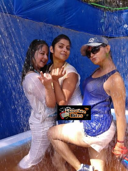 Keerti Kelkar-Amandeep-and Rashami Desai
