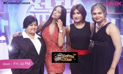 Poonam Pandey on Comedy Classes-01