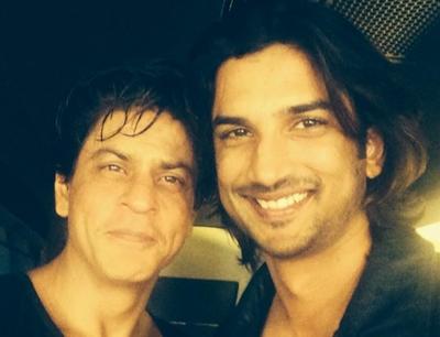 SRK-Sushant