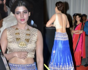 Samantha backless-featured