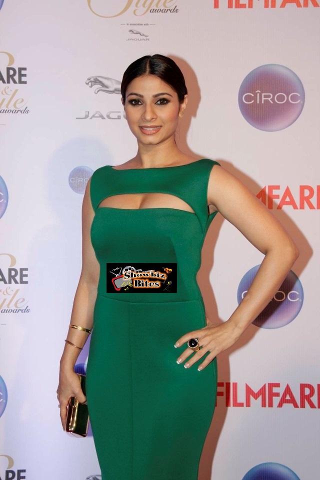 Tanishaa Mukerji At Filmfare Awards-02