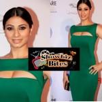 Tanishaa Mukerji At Filmfare Awards Red Carpet- Feat