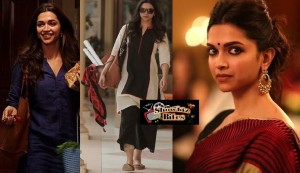 PHOTOS: Deepika Padukone's Various Eye-Candy Looks in Piku