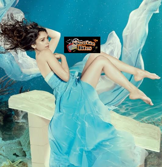 Aditi Rao-Mermaid
