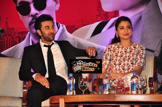 Bombay Velvet Trailer Launch-05