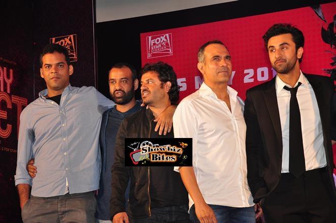 Bombay Velvet Trailer Launch-08