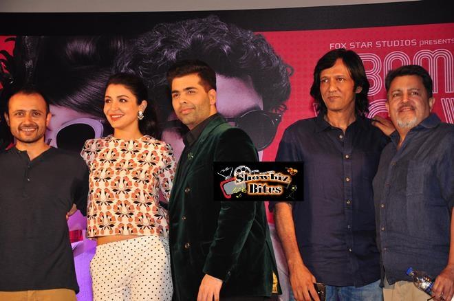 Bombay Velvet Trailer Launch-09
