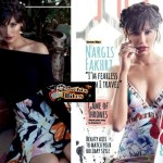 Nargi Fakhri-The Juice Shoot-Feat