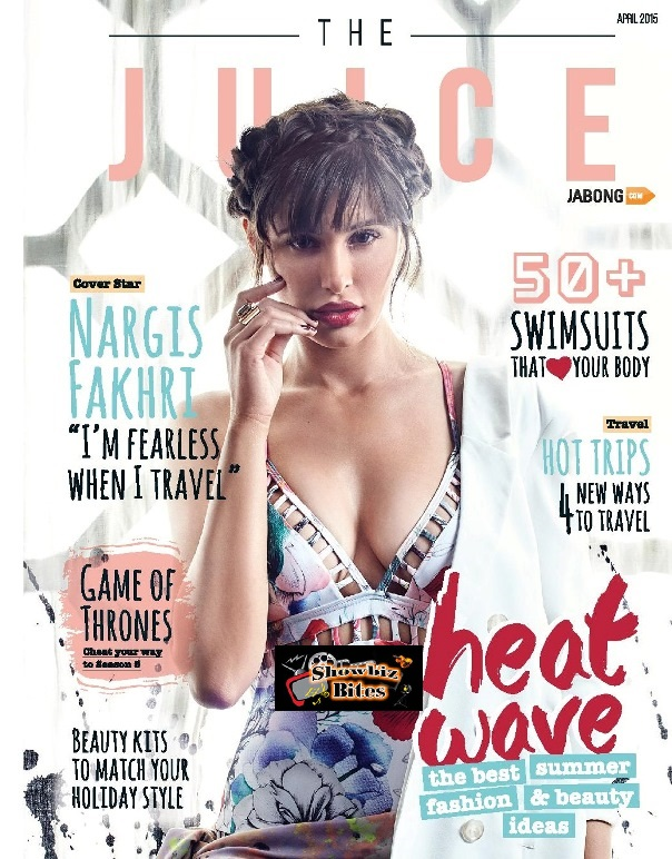Image Courtesy: The Juice  April 2015 Issue