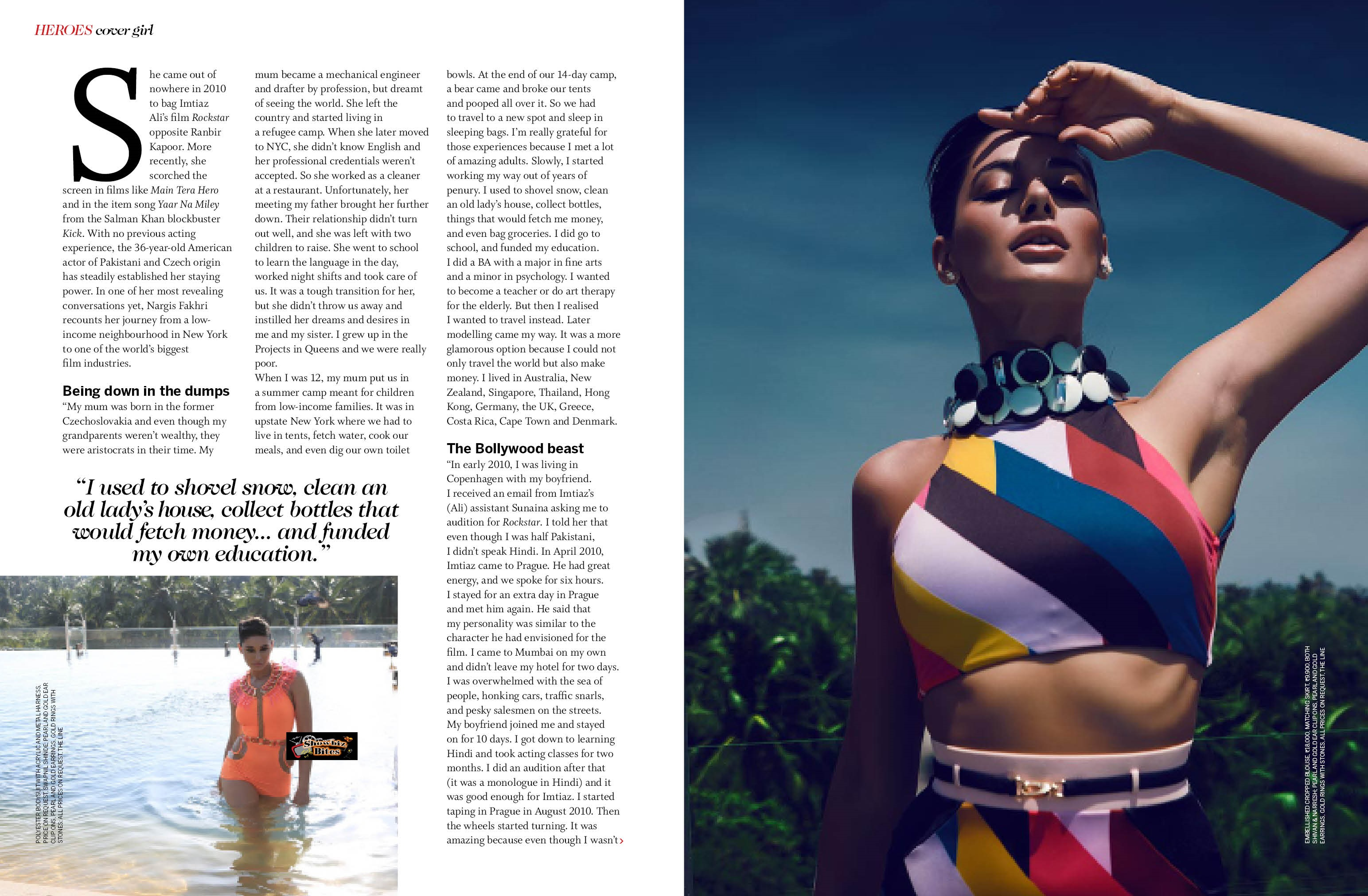Image Courtesy: Femina Magazine
