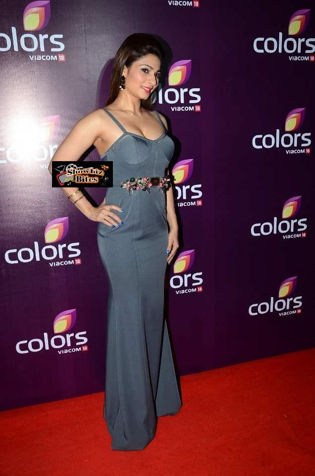 Tanisha at Colors Party-02