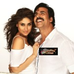 akshay with kareena in gabbar is back