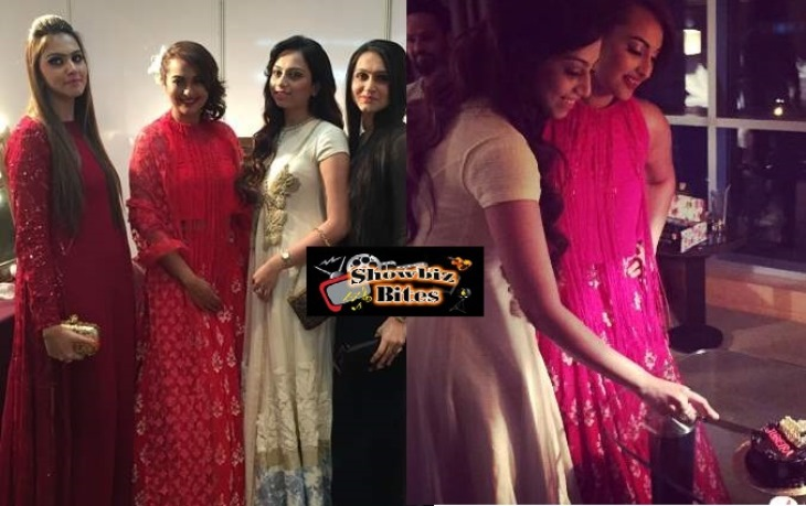 sonakshi celebrates fan's birthday -001