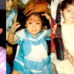 Anushka Sharma Childhood Photos